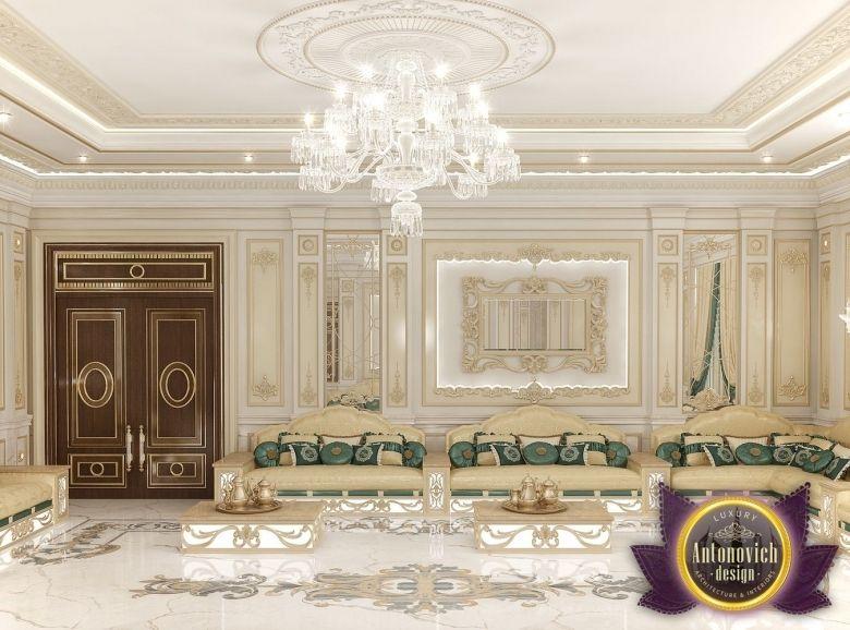 Abu Dhabi In Dubai Majlis Design In Abu Dhabi Photo 10 Luxury Decor Luxury Interior Design Plafond Design