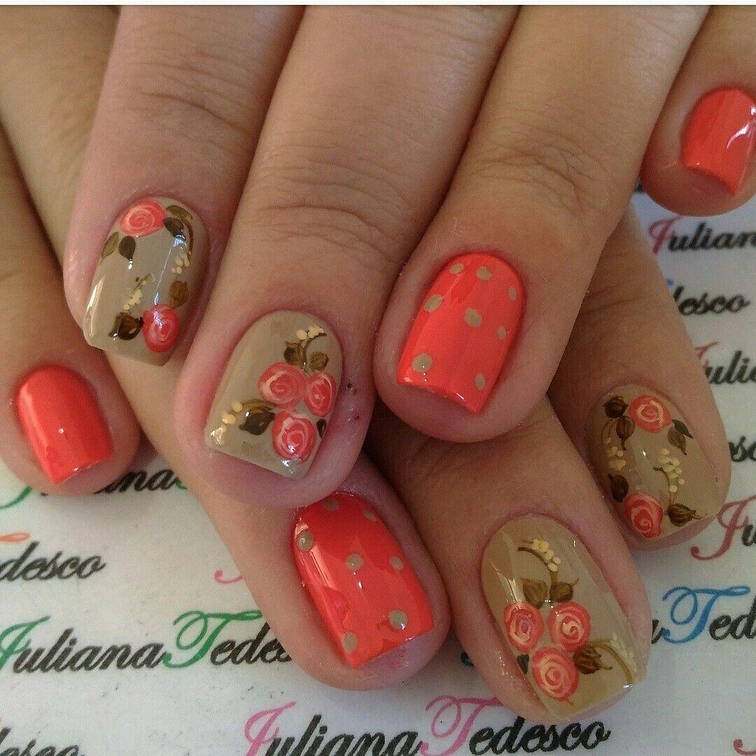 Pin by Zulma Rivera on UÑAS | Pinterest | Manicure, Nail nail and ...