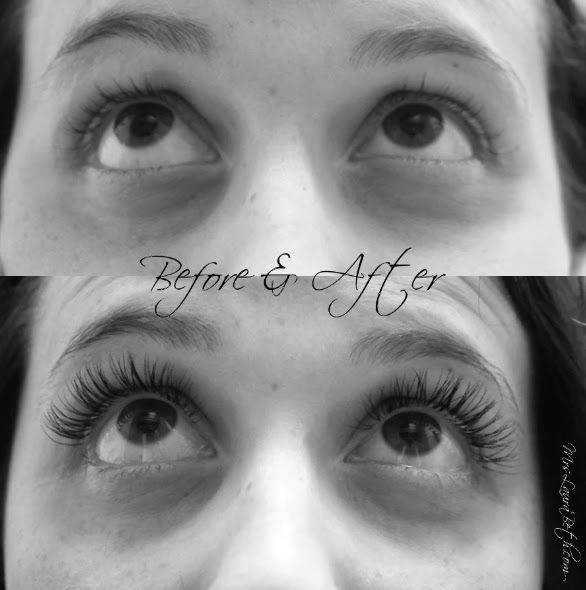 Eyelash Extensions From Lash By Ash Fargo Nd Ooooahhh