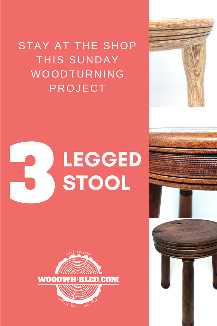 🙋🏻♂️ Here's your plan for the weekend! Surprise yourself with your own skills following our guide to create a 3 legged stool. 🤓