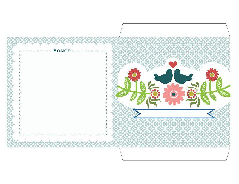 Printables - Katie Barwell - Picasa Web Albums CD Envelope ...