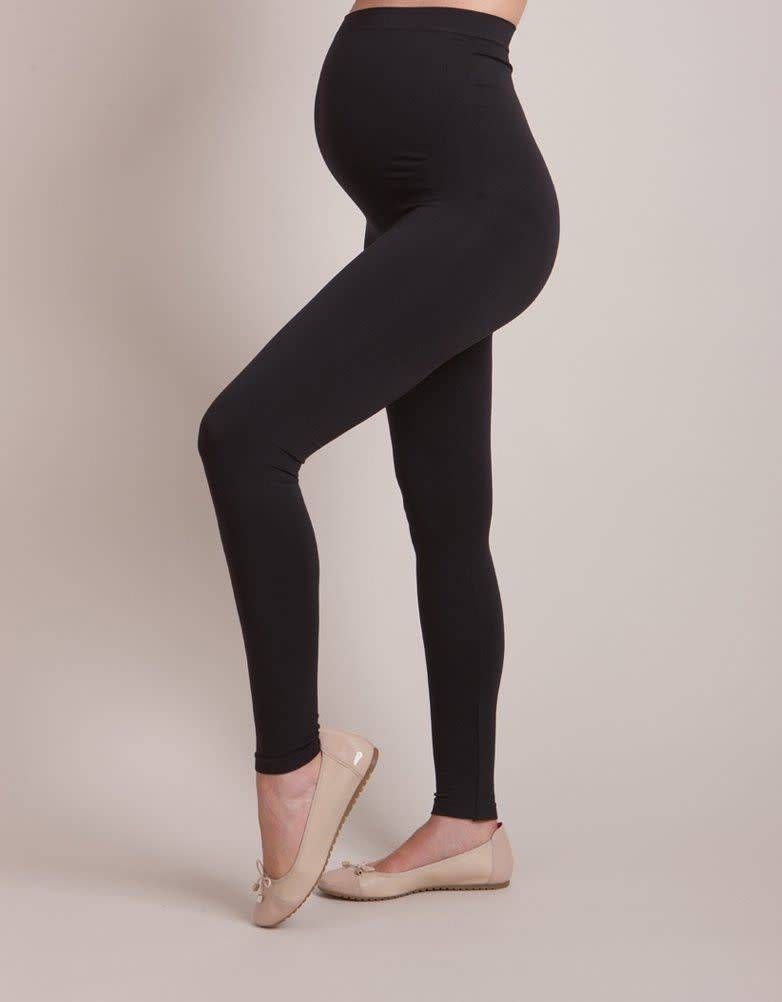 Seraphine Maternity Leggings Holi Black Best Maternity Leggings Maternity Clothes Trendy Maternity Outfits