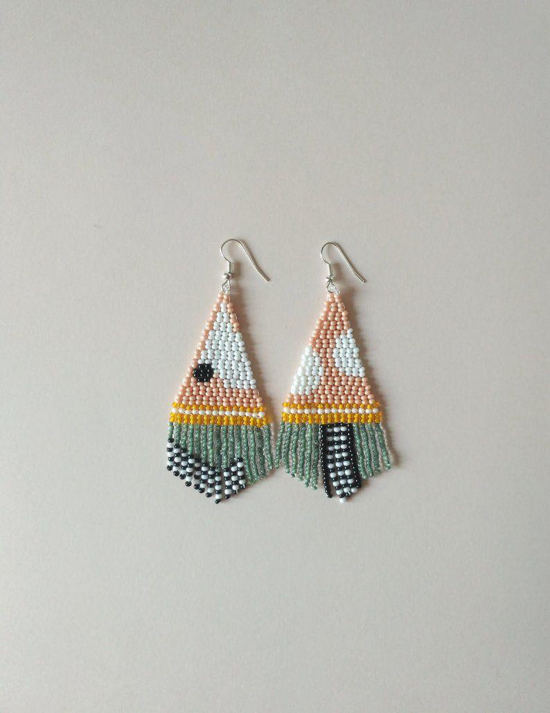 Yummy Triangle Earring Set!