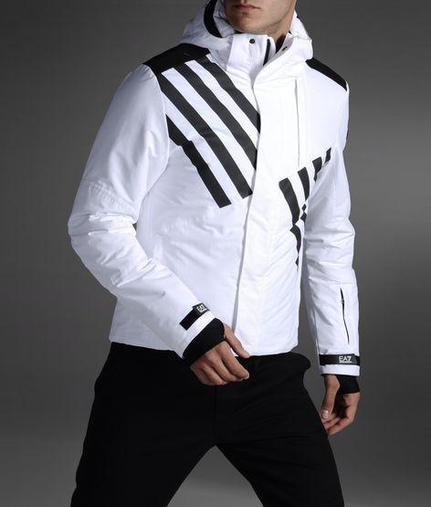 85f3ad7214 Armani EA7 Ski Jacket