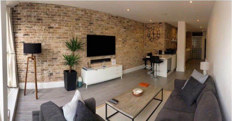 Modern Loft Style Apartment In South West London Apartments For Rent In Greater Lon Loft Style Apartment Cheap Apartments In London Central London Apartments Stylish two bedroom duplex spreading