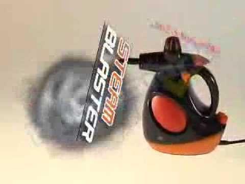 Milex Steam Blaster | Handheld Steam Cleaner | Homemark | Your mark of quality