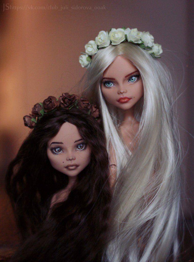 OOAK Monster High Cleo de Nile by Juli Sidorova