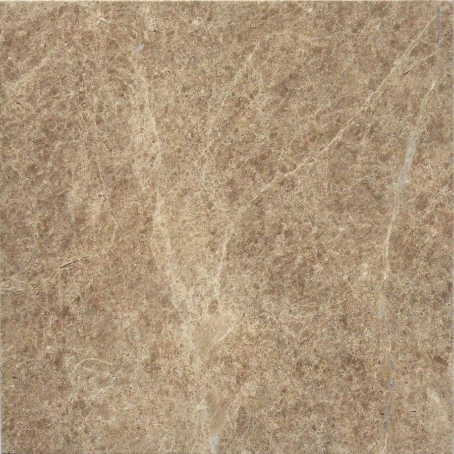 Artistic Stairs Canada: Faber 12-in X 12-in Emperador Marble Polished Brown And