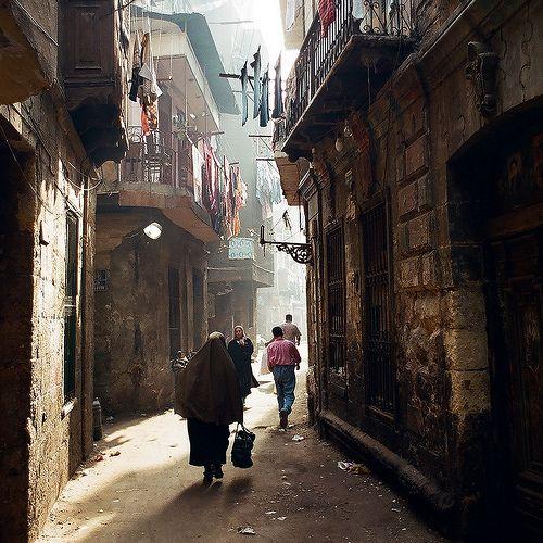 Cairo Egypt, Street And Wanderlust