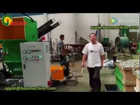 epp melting machinery, capacity:50-200kg/h  electric: ABB, SIEMENS,OMRON  material: SS304  model: styrofoam compactor  contact: 0086-13962217900(whatsAPP) /18915721292 email: apple@baomachine.com,  wechat/QQ: 44368060,  www.baomachine.com,  skype: applelee7610 zhangjiagang lianguan recycling science technology co.,ltd.