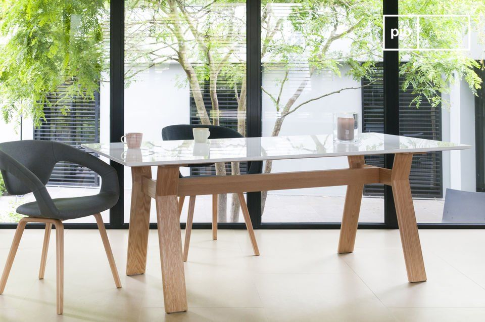 Tavoli Da Pranzo Bianchi.Tavolo Augstu Tavoli Da Pranzo Mobili Scandinavi E Tavolo