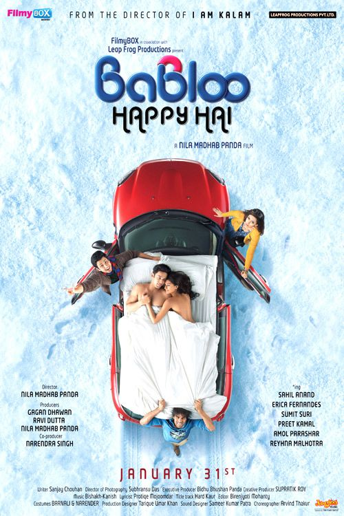 Babloo Happy Hai (2014)-Latest Hindi Movie Songs Download in
