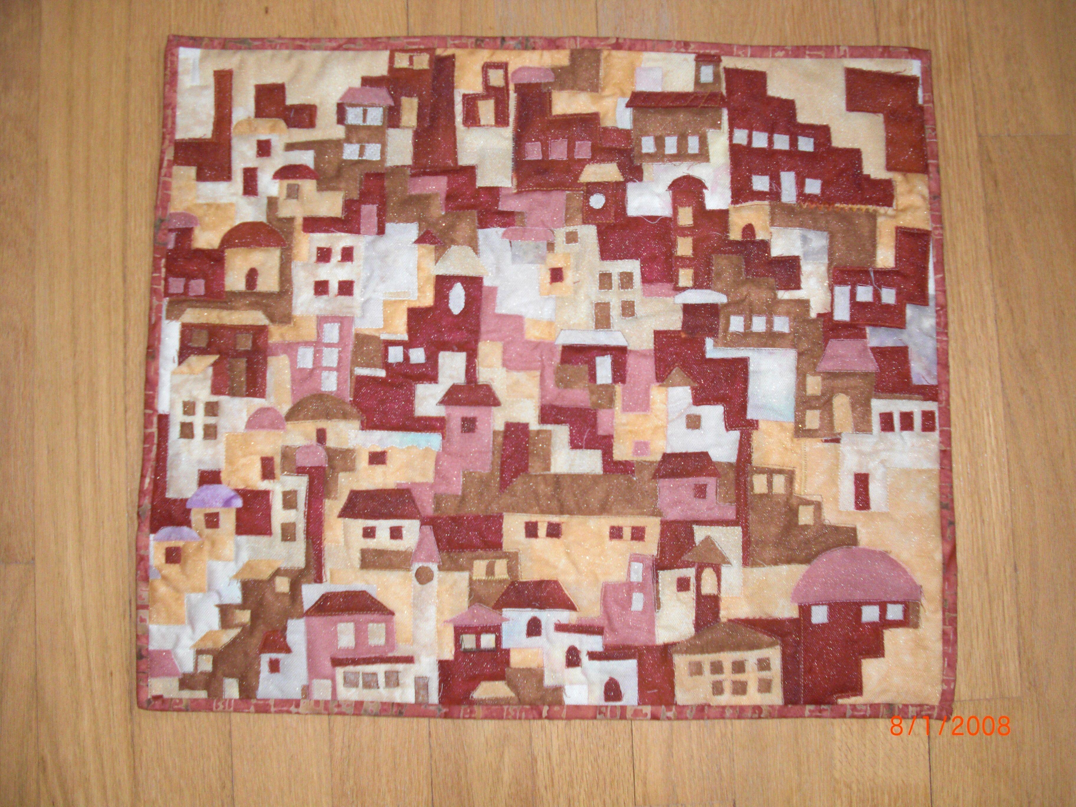 A Karen Eckmeier pattern