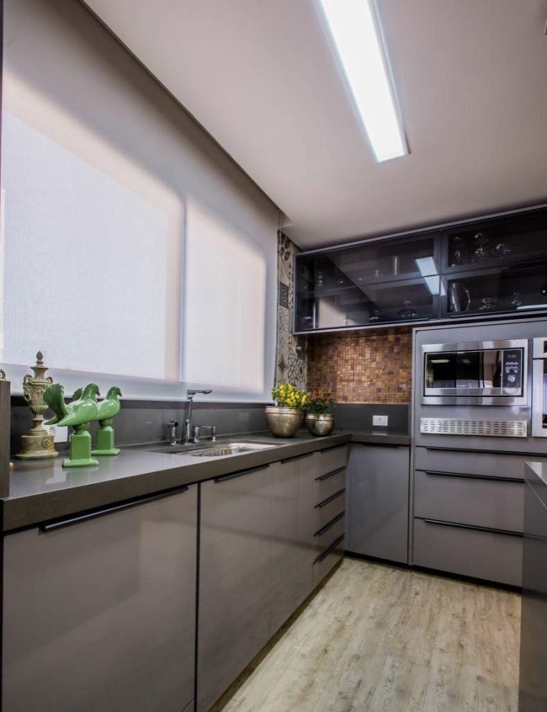 Imagem 46 | Decor | Pinterest | Graue küchen, Haushalts-Tipps und Küche