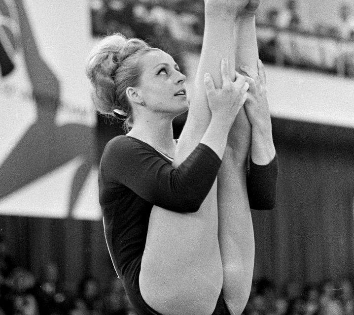 Décès d'une légende de la gymnastique : Vera Caslavska – Riposting