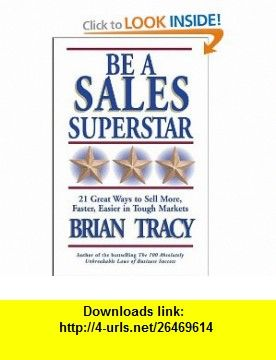 Be a Sales Superstar by Brian Tracy | Audiobook | Audible.com