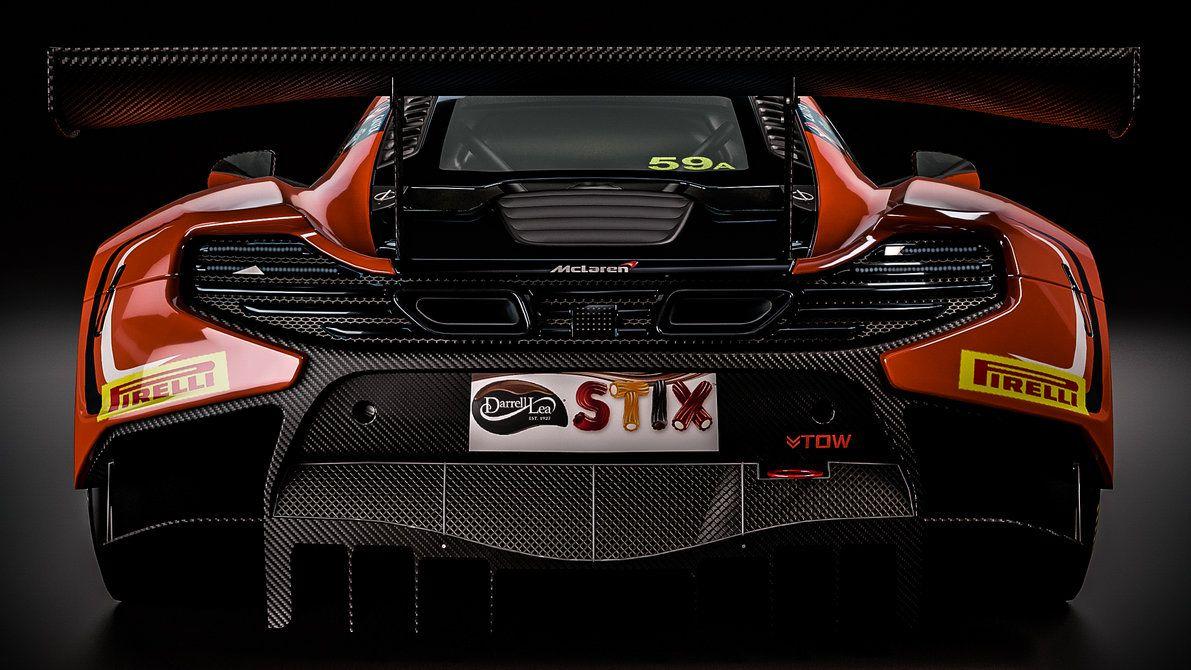 Mclaren 650S GT3 - McLaren GT Tekno Autosports by nancorocks.deviantart.com on @DeviantArt
