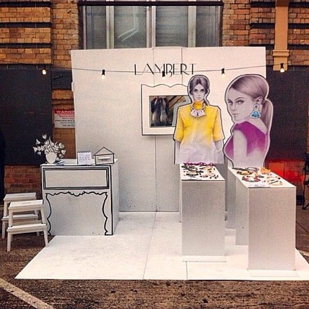 Flash Back To Our First Pop Up Stall Literally A Pop Up