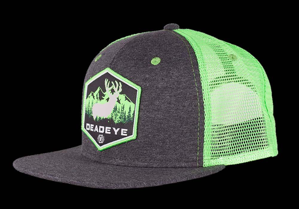 de3e92b9 High Country Neon, Traditional Square Visor Hat | Men's Hats. | Hats ...