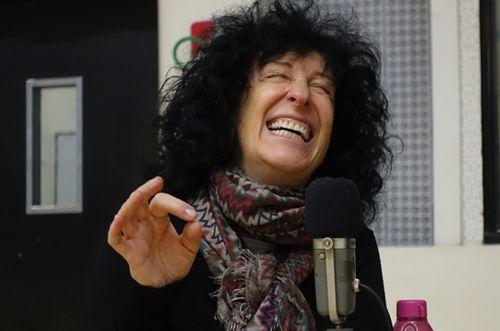 En el programa de María José Demare hoy nos visitó Julia zenko