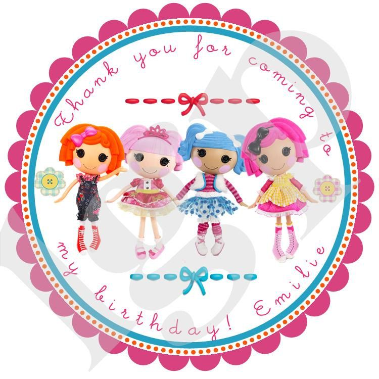 Free Printable Lalaloopsy Invitations | Lalaloopsy Birthday ...