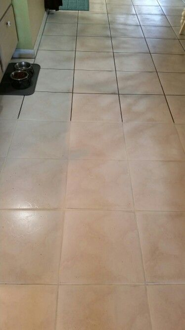 Before After Grout Renewal Grout Renew Furniture Repair Home Remodeling
