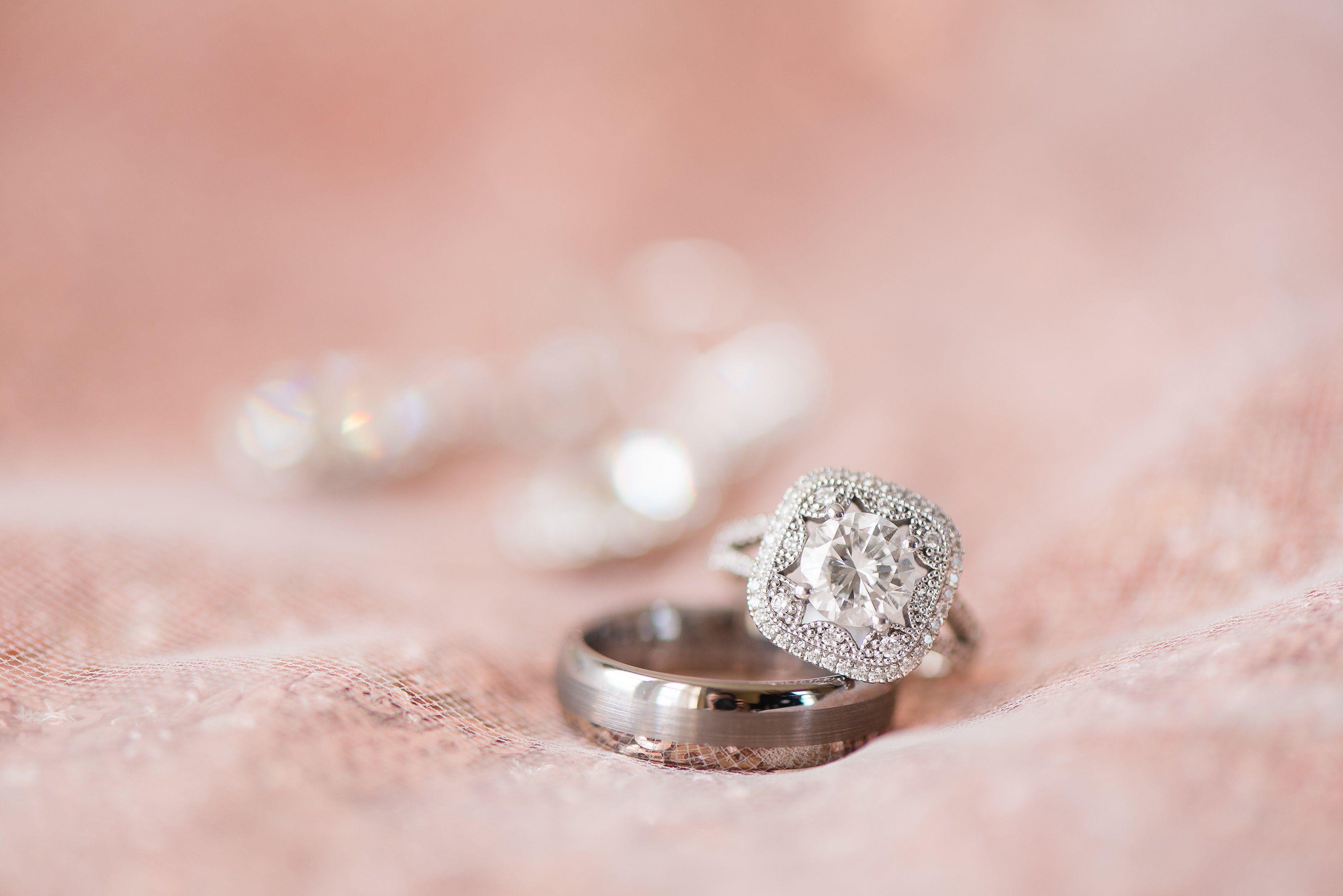 Rebecca & Josh\'s Downtown Birmingham Winter Wedding | Winter ...