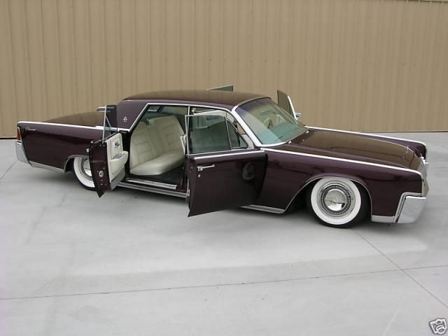 1964 Lincoln Continental Custom With 723 Hp Hot Rod
