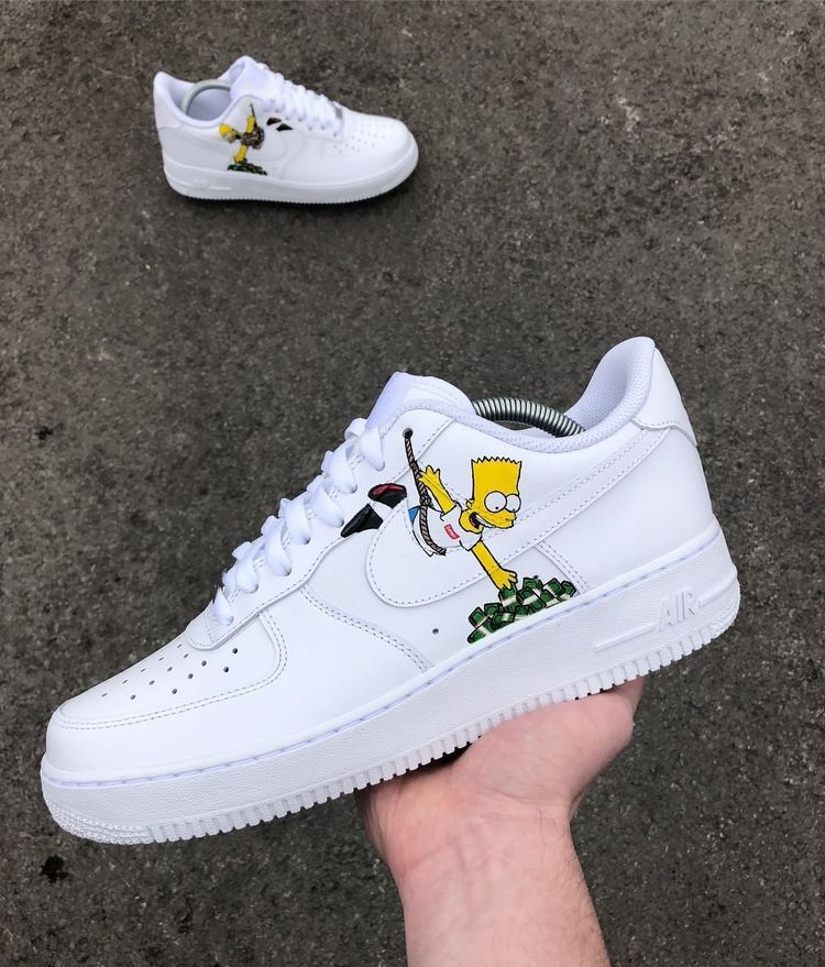 Pin by Harperg on gimme in 2020   Custom nike shoes, Hype