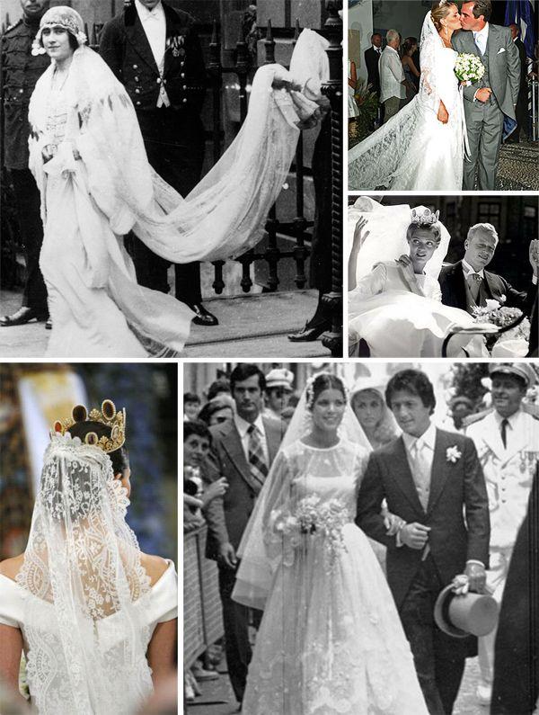Wedding Dress Royal Veils