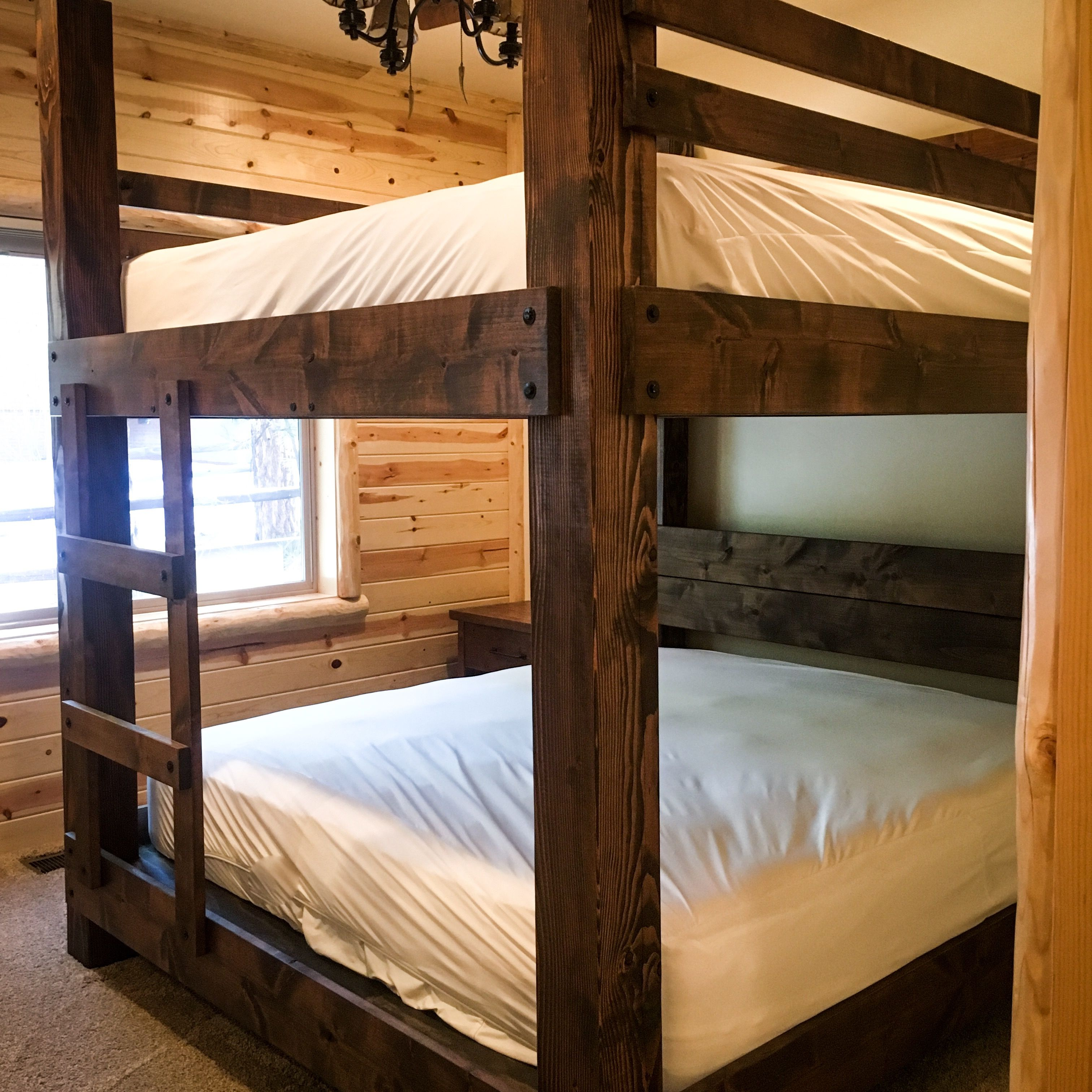 Best King Over King Bunk Beds Delivered To Big Bear California 400 x 300