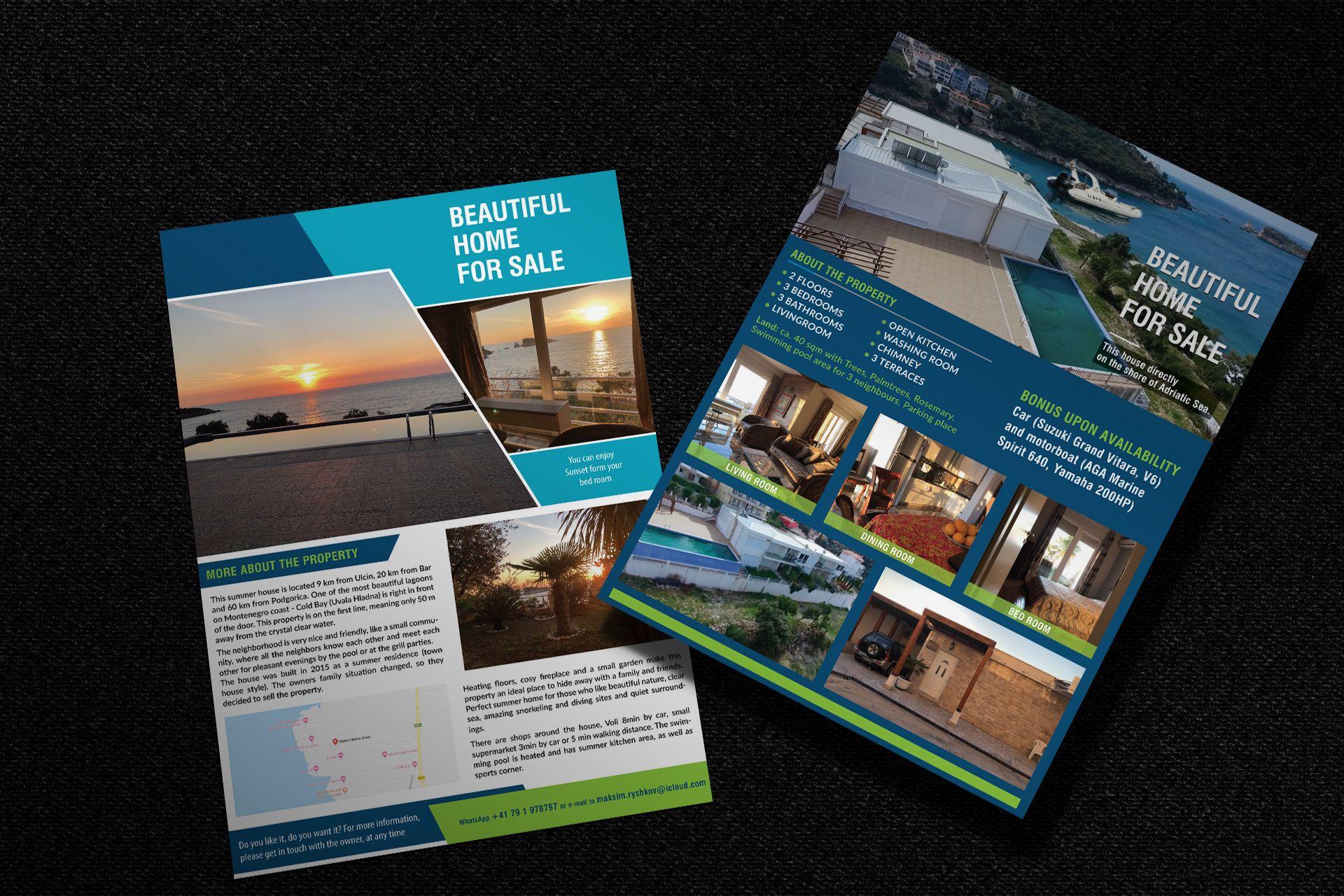 Flyer Design Unique Brochures Flyer Trifold Brochure