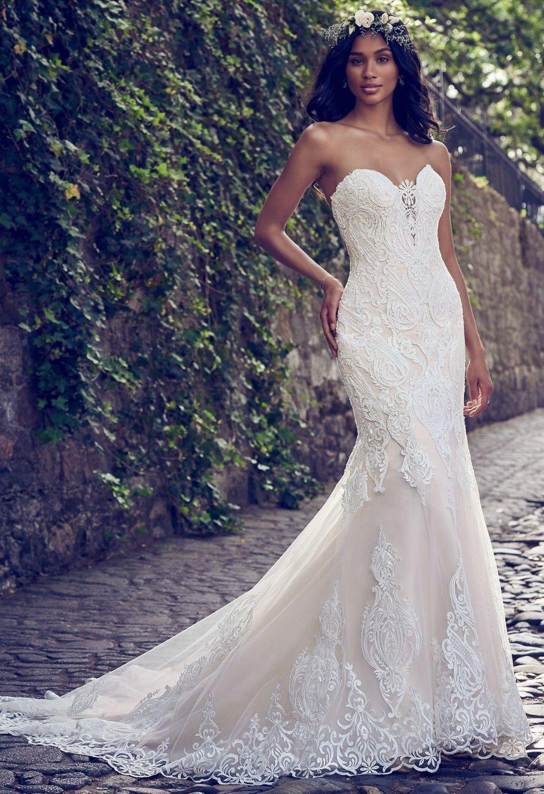 Pin von emilia auf Weddingdresses  Braut, Brautkleid, Brautmode