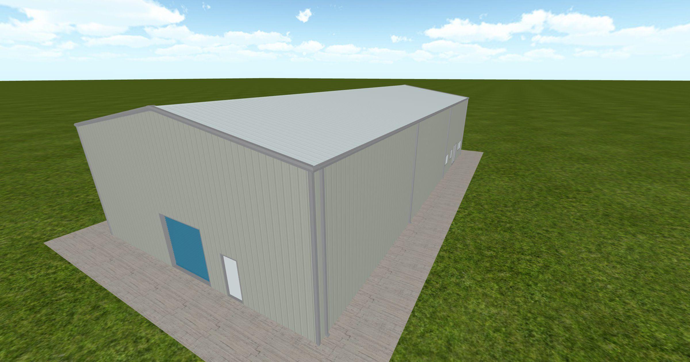 Cool 3D #marketing http://ift.tt/27xsJPj #barn #workshop #greenhouse #garage #roofing #DIY