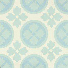 Leroy Merlin Carreau Ciment Mat Decor Alice Bleu Vert 20x20x10 3