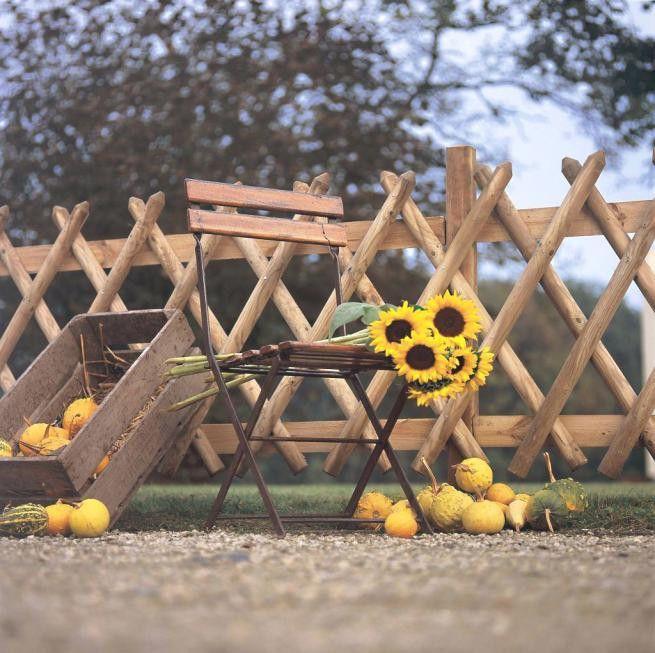 20 fa ons de cl turer son jardin jardins pinterest jardins plante jardin et cloture - Cloturer son jardin ...