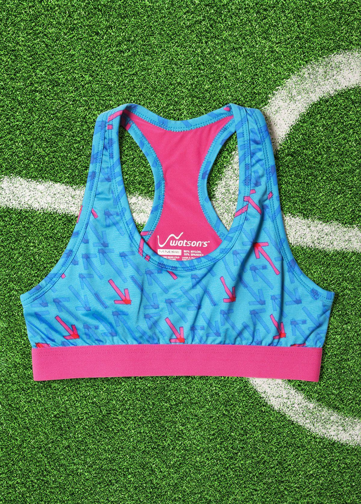 Sport Bra For Girls Watson S Sport Apparel Girls Sports Bras Cute Sports Bra Sports Bra