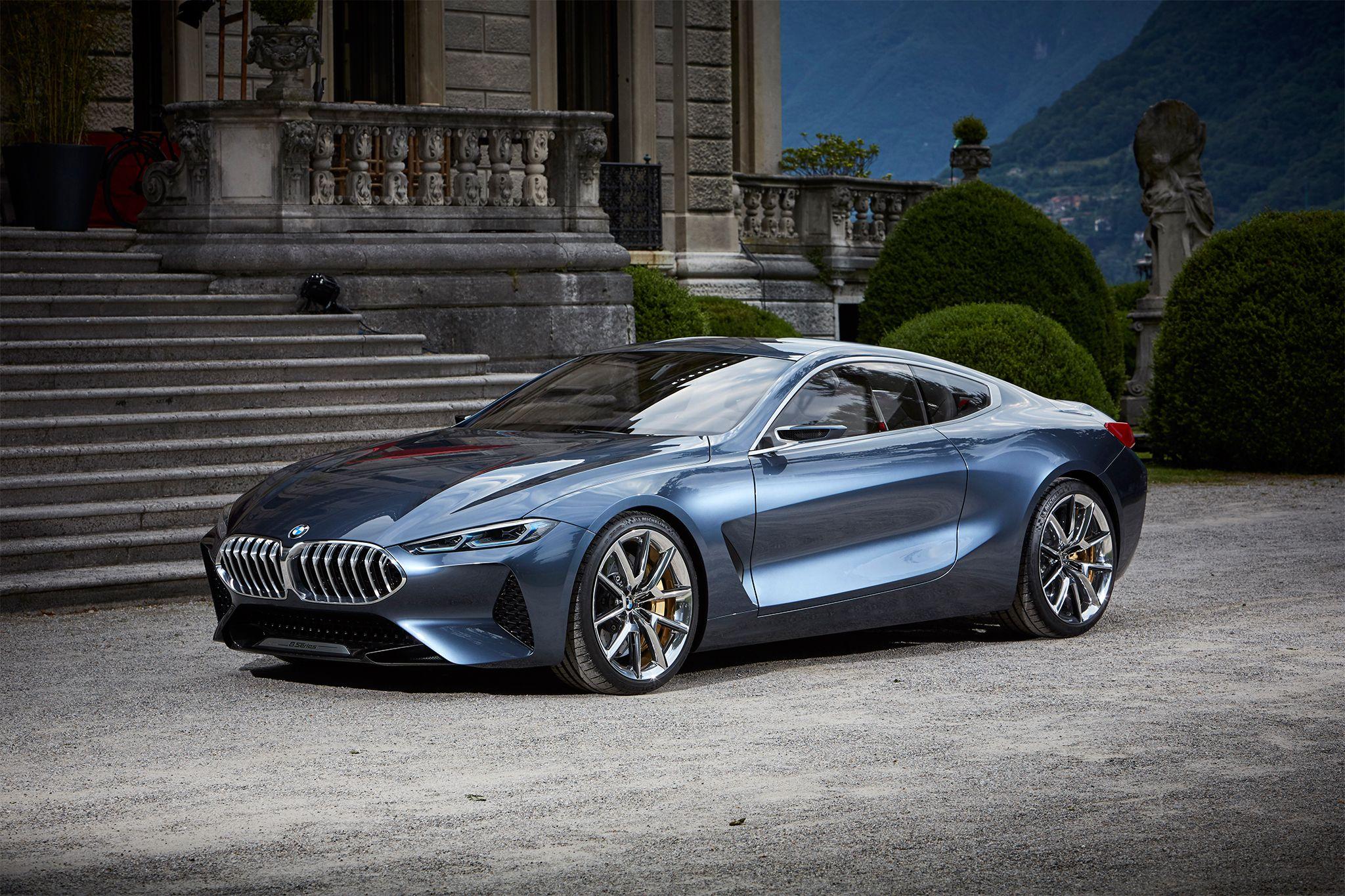 Exclusive Bmw 8 Series Concept Quick Drive Bmw Luxury Hybrid
