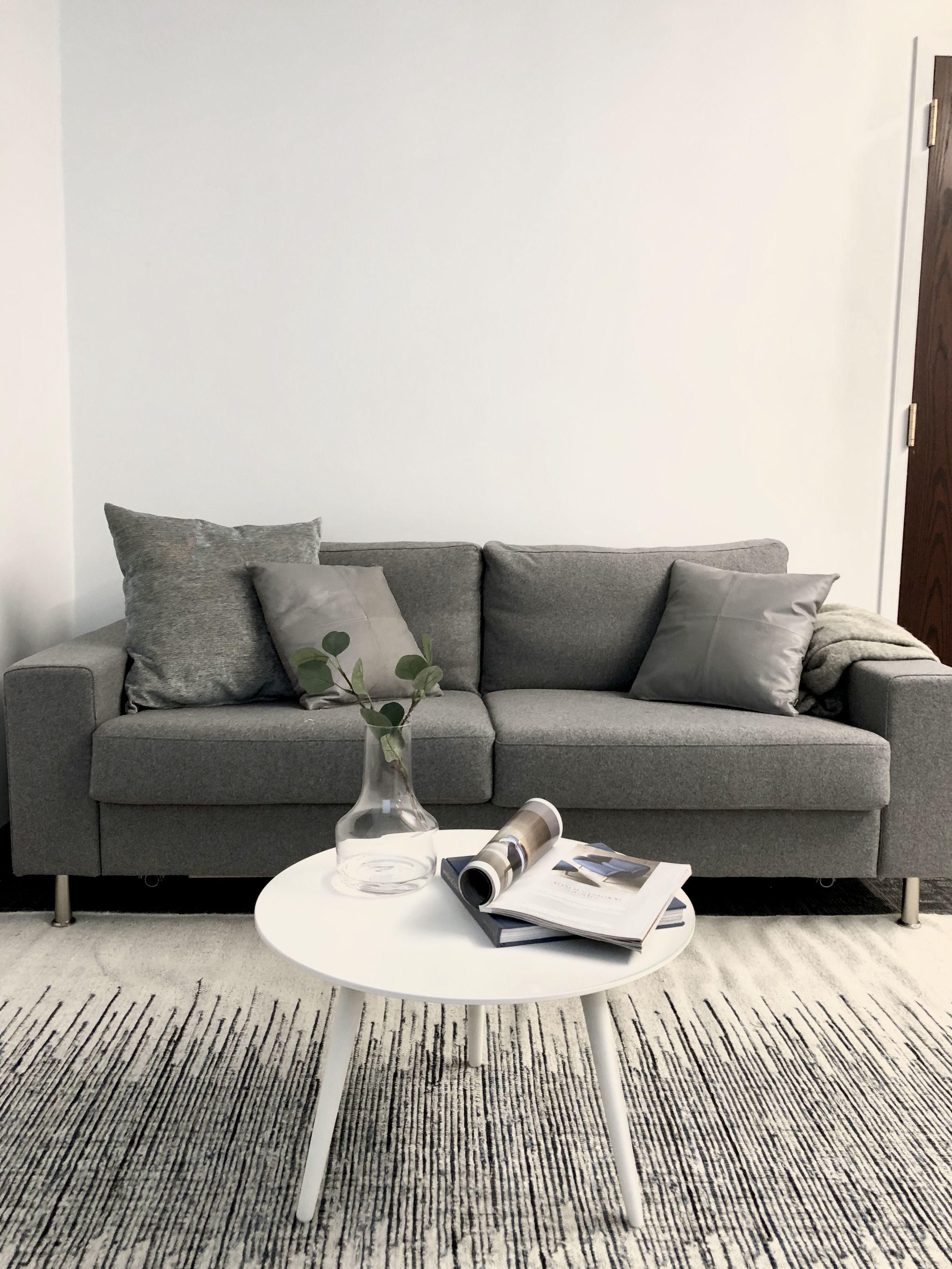 Boconcept Indivi 2 Sofa Bed Bornhlom Table Usaki Rug Designed
