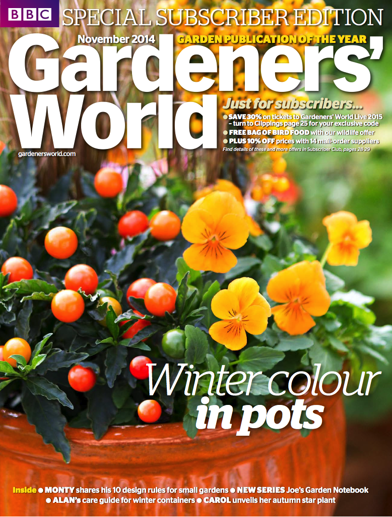 4405382d2de2db402f884bc2d9765a34 - Back Issues Of Gardeners World Magazine