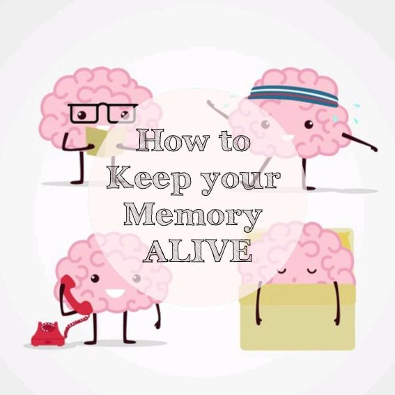 Do you struggle with short term memory?! Here's few tips how to keep it alive.   #mentalhealth #healthandwellness #healthylifes #healthylifestyle  New post: How to Keep your memory alive https://t.co/goUddVpaQM