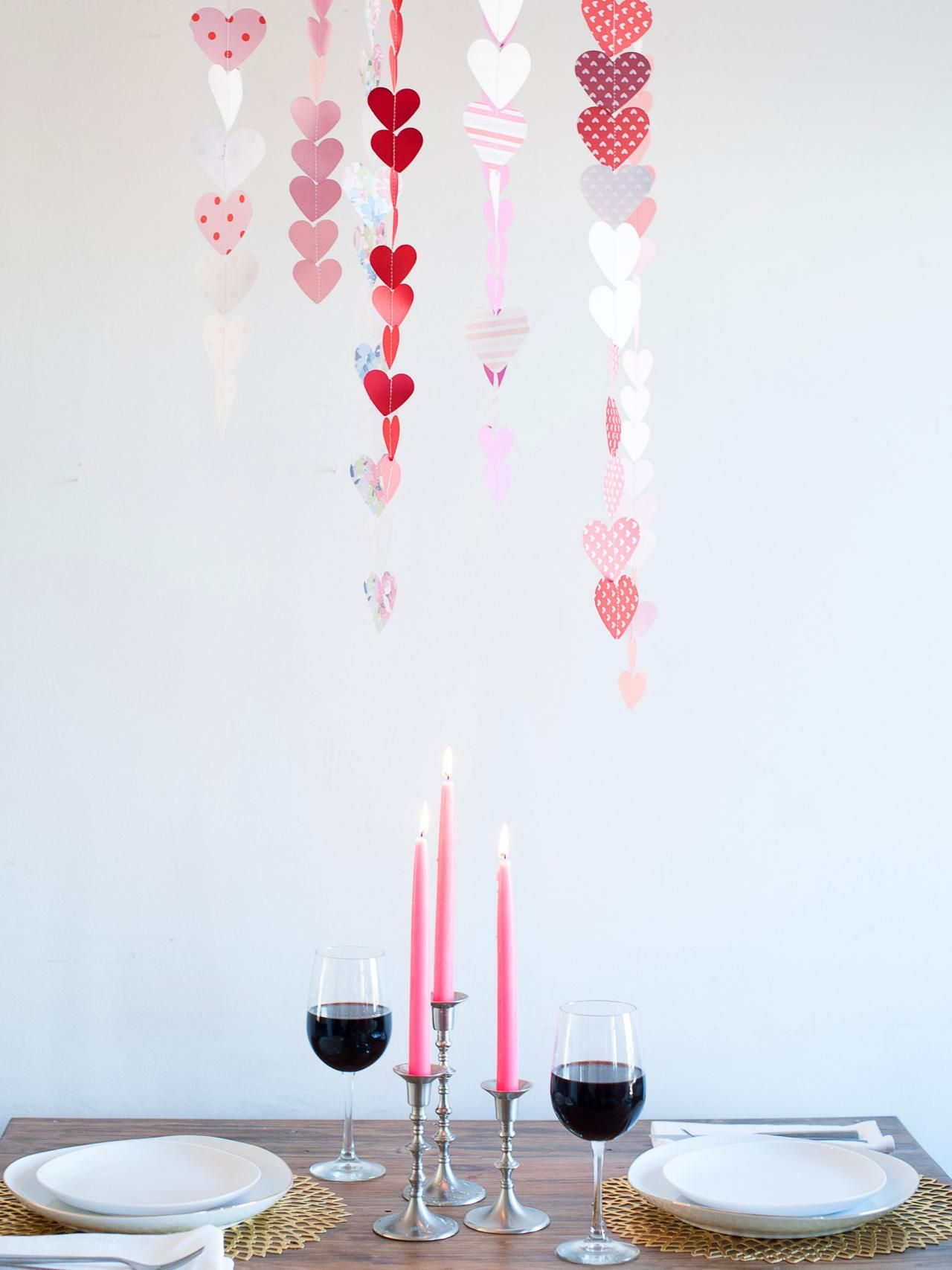 DIY Valentine Gifts | Craft, DIY Valentine and Paper hearts