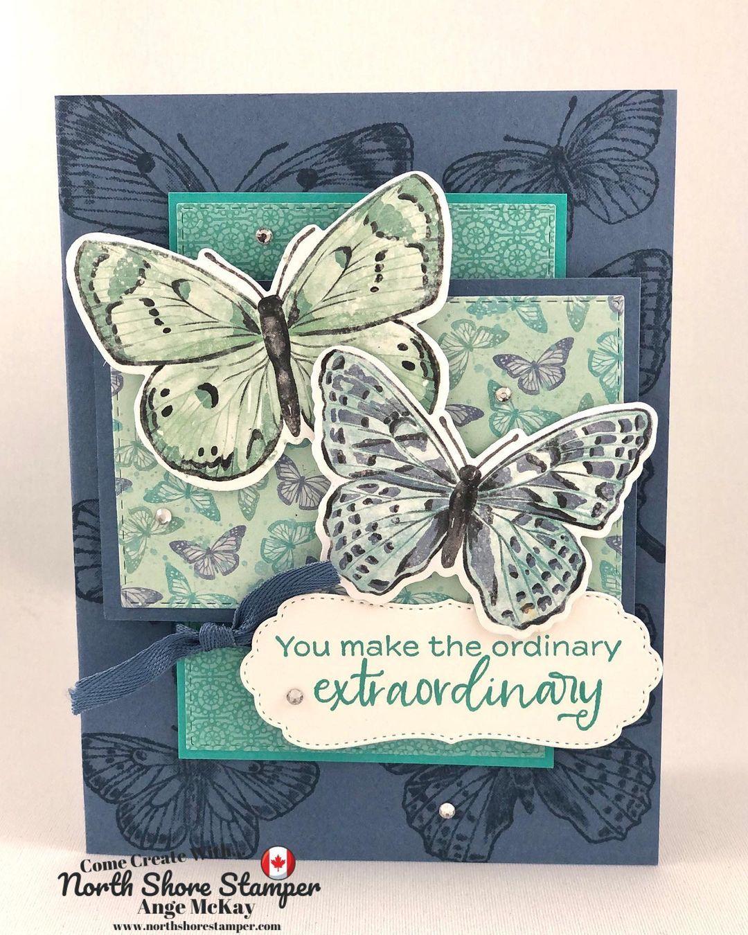 "Ange McKay on Instagram: ""Butterfly Brilliance  Li"