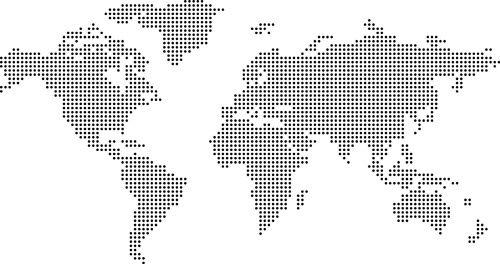 Image result for map dot illustrator mappemonde carte map image result for map dot illustrator gumiabroncs Images