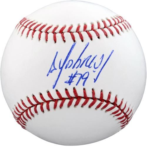 Autographed Baseballs David Dahl Colorado Rockies Autographed Baseball Fanatics Authentic Certified
