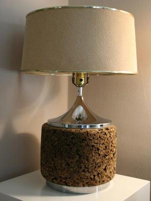 Superb Cork Lamps
