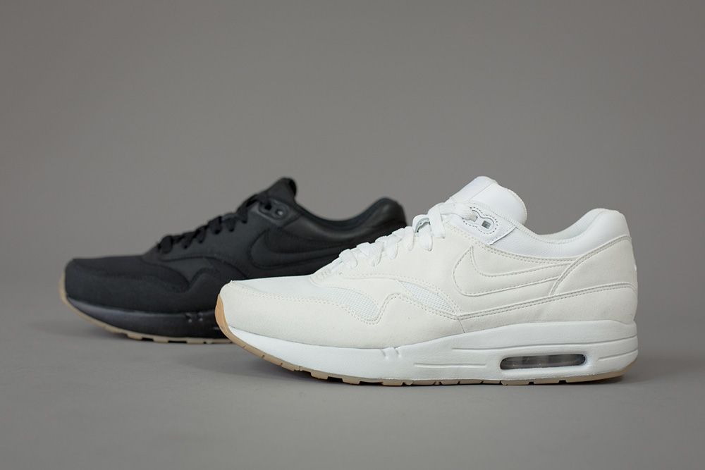 A.P.C. x Nike Spring 2013 Collection – A Full Look | Sneppers Unicolour nike  air max - Black on black or white on white.