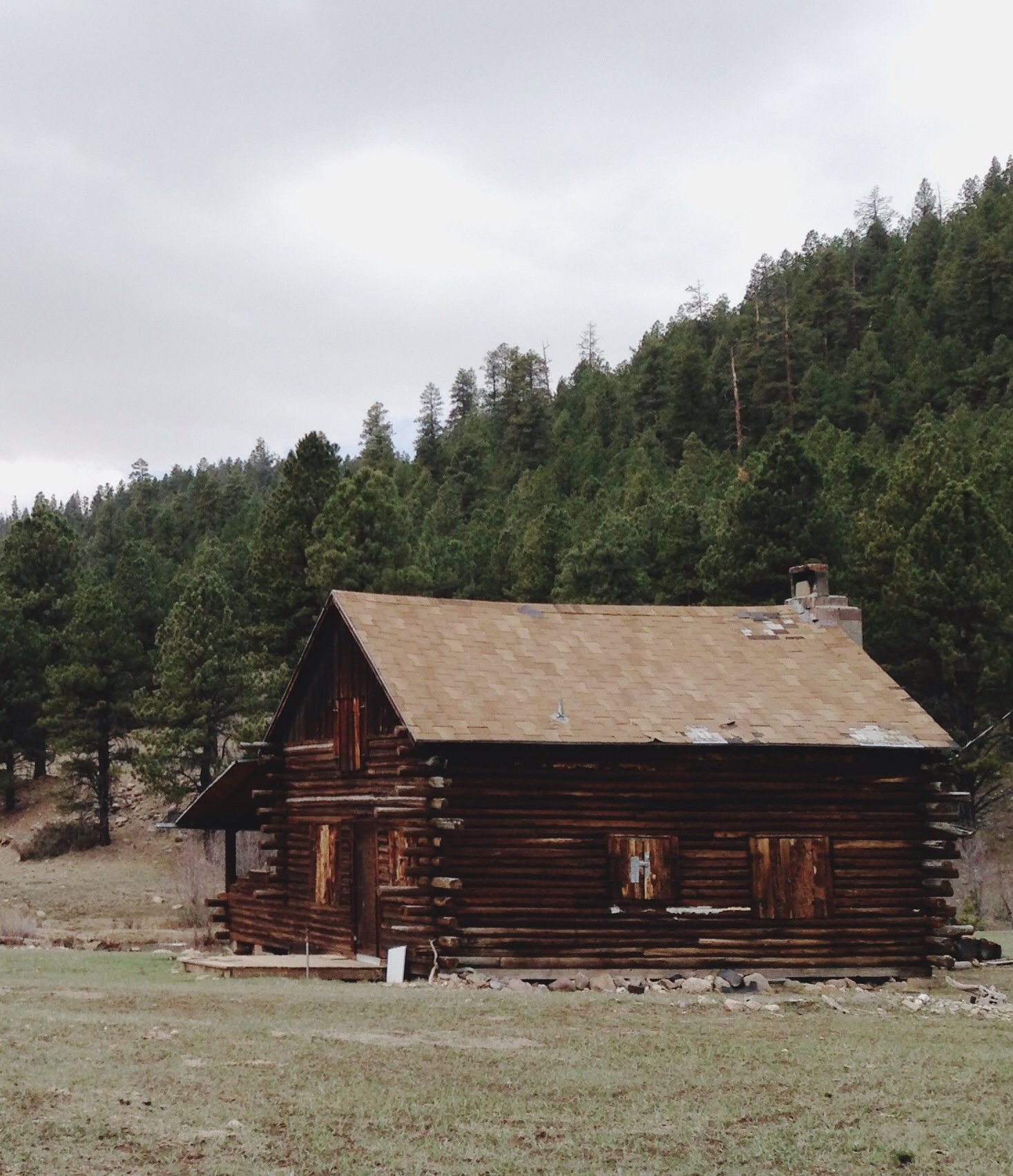 Camping Cabins National Forest Nm: Santa Fe National Forest, New Mexico