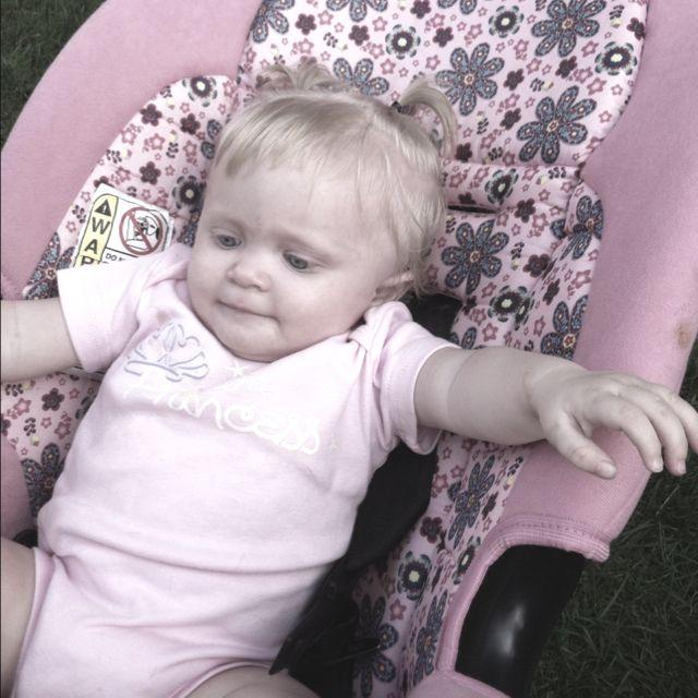 A Happy Baby ;)