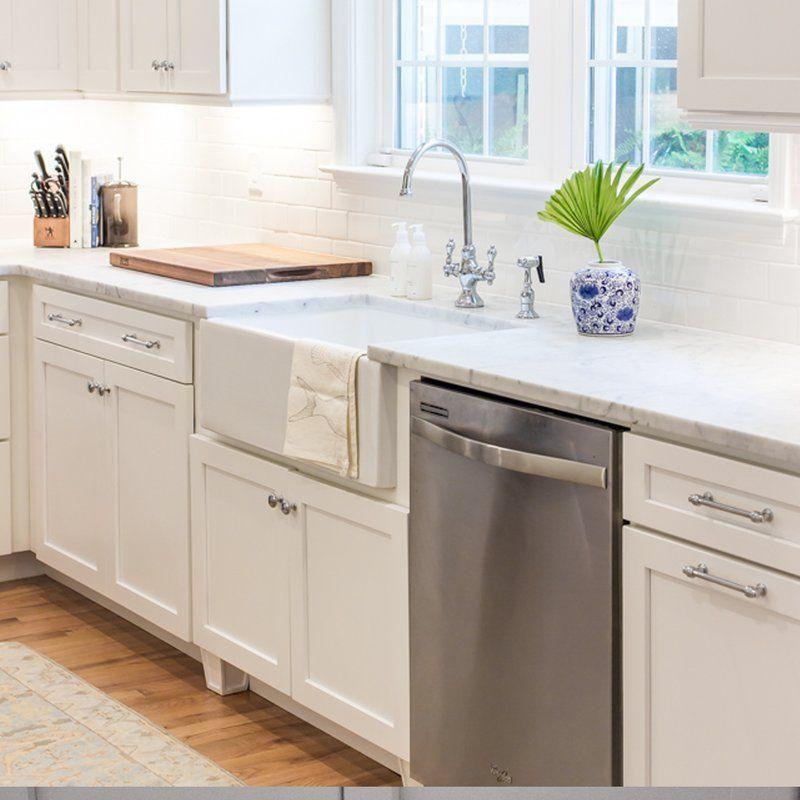 Cape 30 X 18 Farmhouse Apron Kitchen Sink New Home Ideas In 2019 Pinterest Farmhouse Sink Kitchen Kitchen And Kitchen Sink Faucets